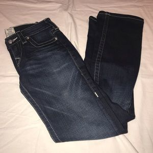 True Religion Becky Glam Jeans Size 25